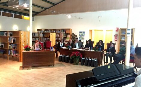 Carlos Fernández Salinas gana el XXXV Certamen literario Villa de Montefrío