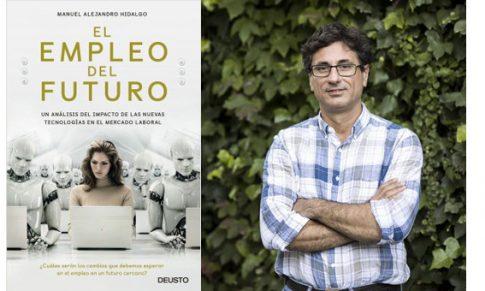 Manuel Hidalgo en el Bibliotren