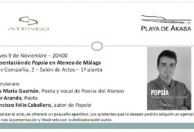 Popsía se presenta en Málaga