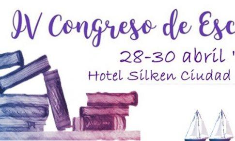 No te pierdas el IV Congreso de Escritores