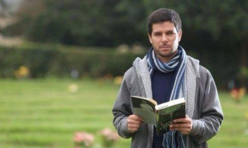 Renato Cisneros nos acompaña en el Bibliotren