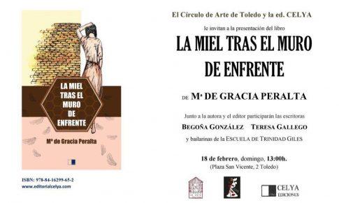 Fotos de la presentación de María de Gracia
