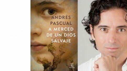 Andrés Pascual en el Bibliotren