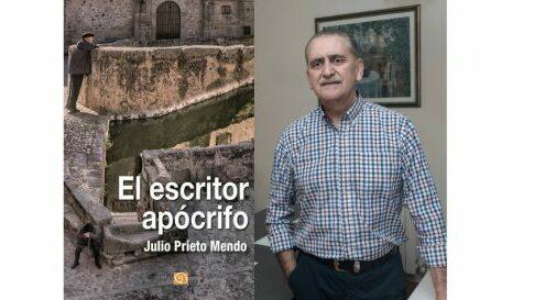 Julio Prieto en el Bibliotren