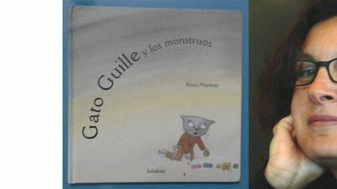 Rocío Martínez visita el Bibliotren