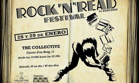 II edición del festival Rock & Read
