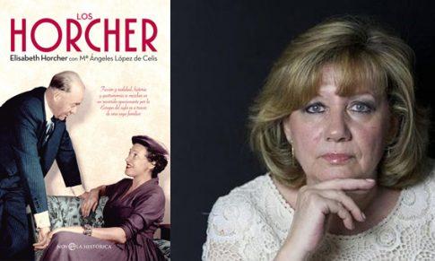 Los Horcher en el Bibliotren