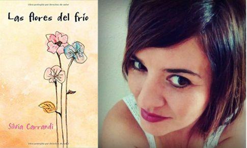 Silvia Carrandi en el Bibliotren