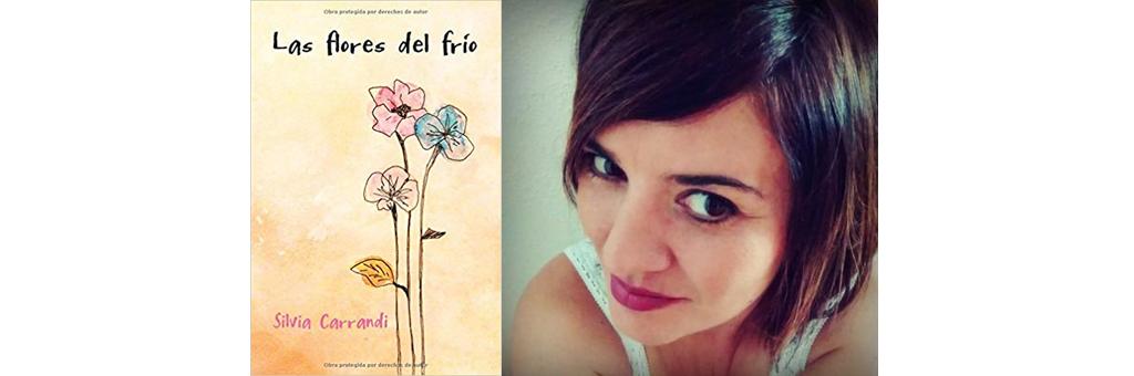 Silvia Carrandi entrevistada en el Bibliotren