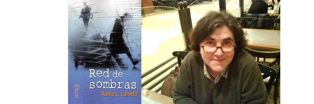 Aurea L, Lamela en el Bibliotren