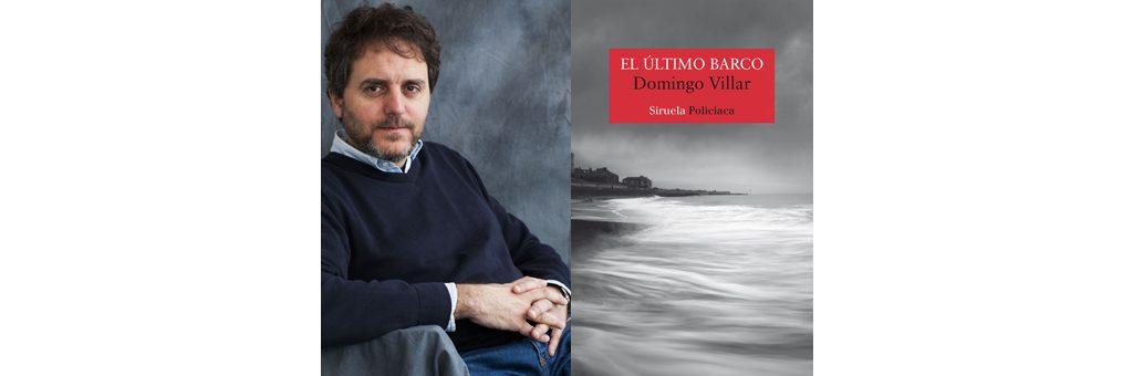 Domingo Villar en el #Bibliotren