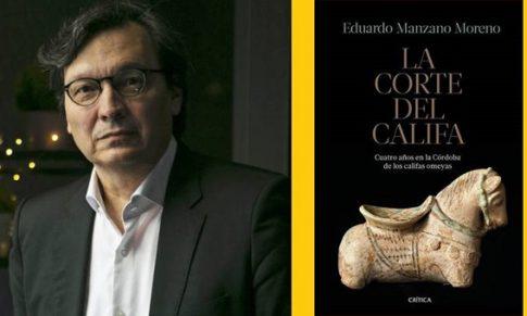 Eduardo Manzano en el Bibliotren