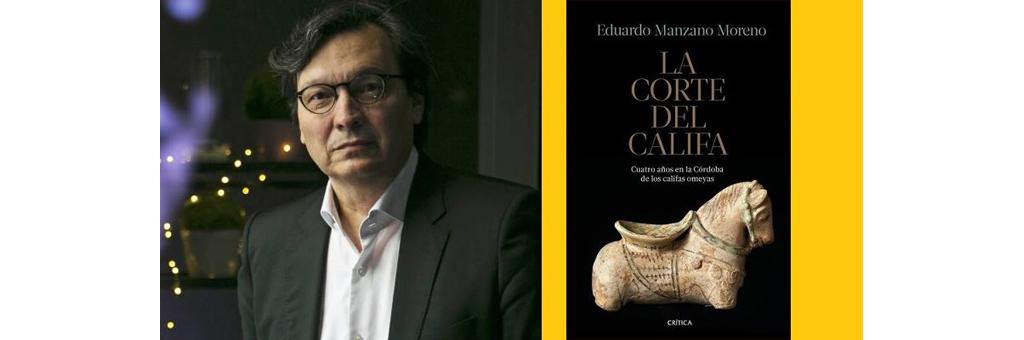 El investigador Eduardo Manzano presenta La corte del Califa en el Bibliotren