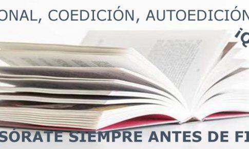 Coedición: hacer negocio con la ilusión de publicar
