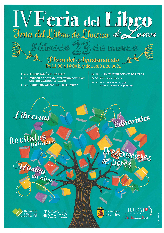 Feria del Libro de Luarca 2019
