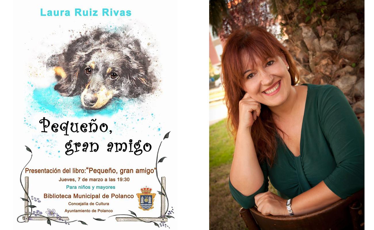 Laura Ruiz presenta en Polanco