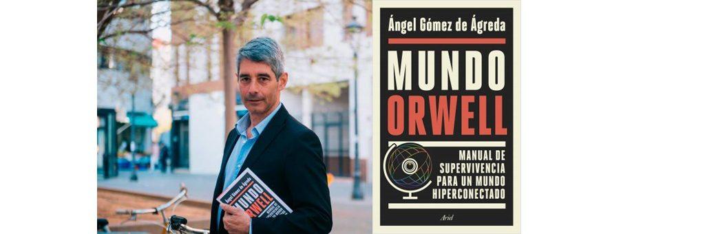 Gómez de Ágreda entrevistado en el #Bibliotren