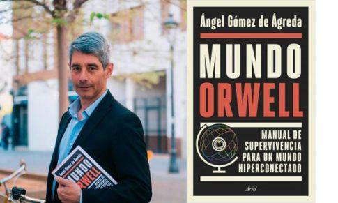 Gómez de Ágreda en el Bibliotren