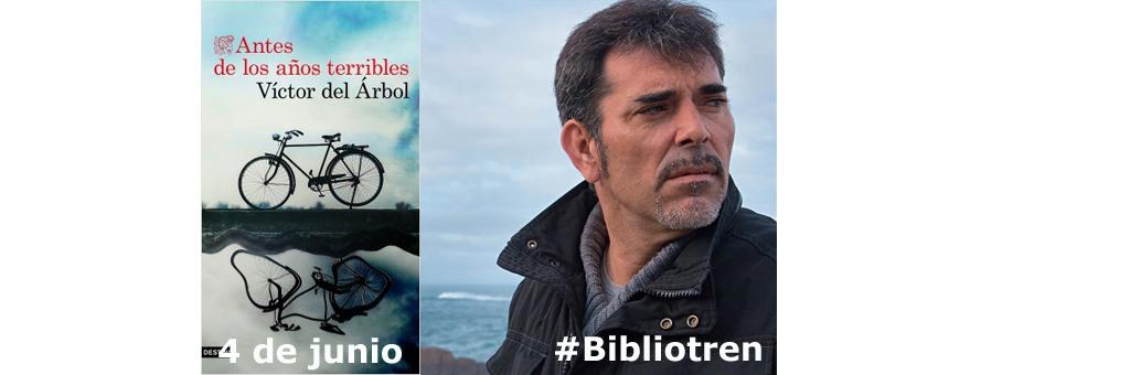 VíctorDelArbol_BibliottrenAen_junio2019