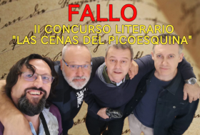 Gabriela elegida en el II concurso literario de relatos «Las cenas del Picoesquina»