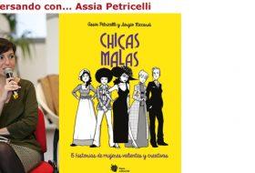 Conversando con Assia Petricelli