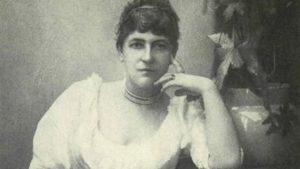 Historia-Fanny Stevenson