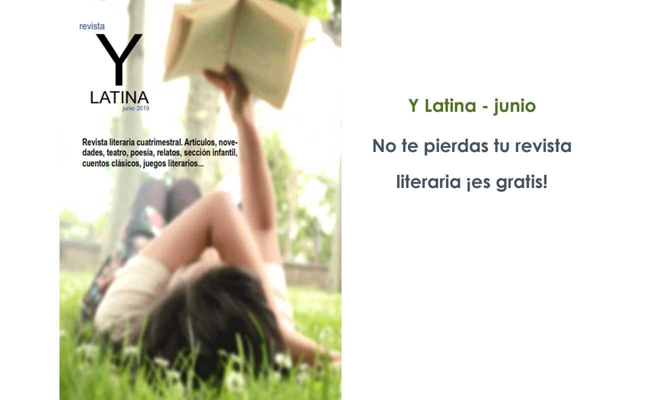 Revista Y Latina mes de junio