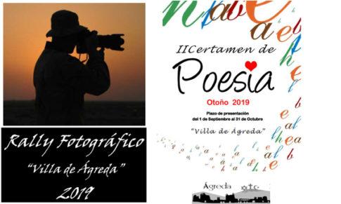 Bases del Certamen de Poesía y del Rally Fotográfico «Villa de Ágreda»