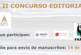 II Concurso Editorial organizado por la AEN