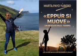 Marta Payo presentará su novela juvenil en el Bibliotren
