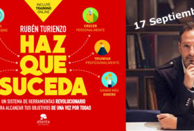 Rubén Turienzo en el #Bibliotren
