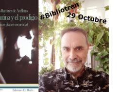 Luciano Ramírez estará en el Bibliotren