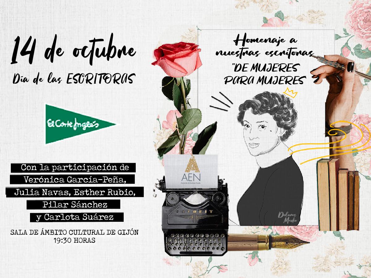 AEN celebra el Día de las Escritoras