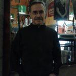 Luciano Ramírez en el Bibliotren