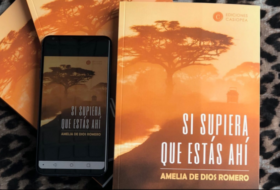 Presentación de Amelia de Dios en Madrid