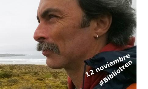 Alberto R. Torices regresa al Bibliotren