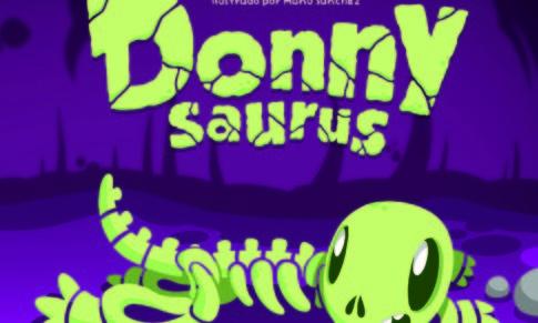 Isabel J. Romero presenta a DONNY SAURUS