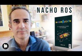 Nacho Ros en el Bibliotren