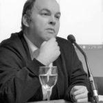 Pablo Méndez entrevistado en el primero Bibliotren de 2020