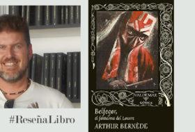 Belfelgor el fantasma del Louvre de Arthur Bernéde