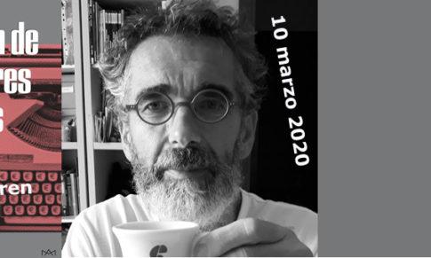 Carlos Clavería presenta su novela en el Bibliotren