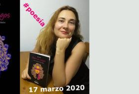 """María J. Mena presenta """"Poemas ciegos"""" en el Bibliotren"""