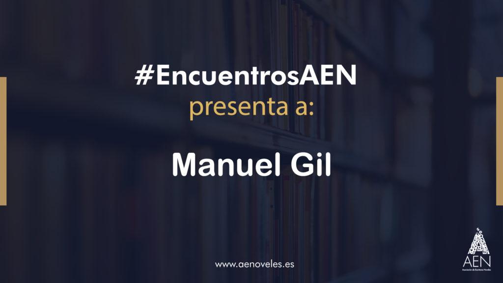 EncuentroAEN con Manuel Gil