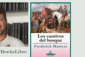Los cautivos del bosque de Frederick Marryat