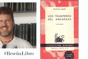 Los tramperos de Arkansas de Gustave Aimard