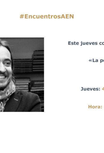 Encuentro con Nacho Escuín
