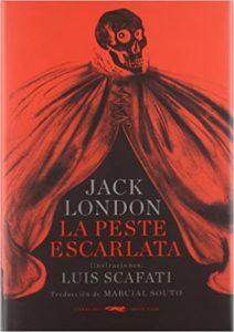 La peste escarlata de Jack London
