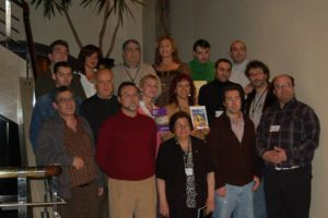 Asistentes primer congreso de escritores