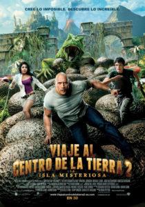 Última adaptación al cine de la Isla misteriosa de Julio Verne