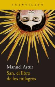 San el libro de los milagros de Manuel Astur